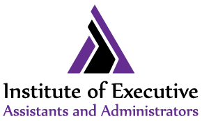 Institute of Executive Assistants and Administrators Logo
